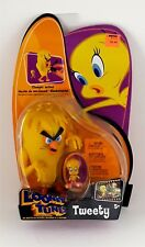Mattel / Looney Tunes Action Figures / Set of 4 / All On Cards / Tweety / Daffy