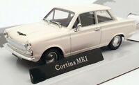 Cararama 1/43 Model Car Scale 417040 - Ford Cortina Mk1 - White