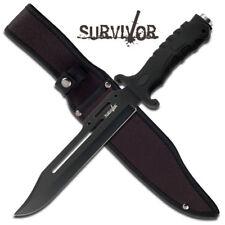 "SURVIVOR Bowie Knife - BIG 13""- Tactical Hunting Knife - FAST Dispatch!"