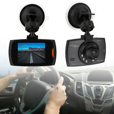 2.7 HD IN CAR DVR VEHICLE CAMERA DASH CAM RECORDER G-SENSOR NIGHT VISION BONZER