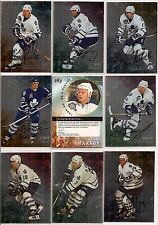 1998-99 ITG BAP Be A Player Signature Toronto Maple Leafs Team Set (11)