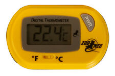 ZOO MED DIGITAL TERRARIUM THERMOMETER FOR REPTILES PROBE IN THE USA