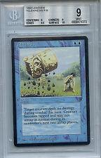 MTG Legends Telekinesis BGS 9.0 Mint card Magic the Gathering WOTC 4370