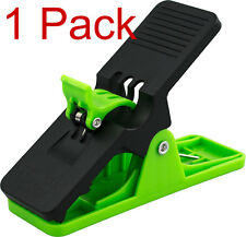 1 GREEN Cigar Minder Clip Holder Saver Golf Cart Boat Deck Auto WE STOCK IT!