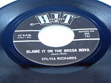 SYLVIA RICHARDS- Blame It On The Bossa Nova / LEROY JONES -Let's Limbo Some More