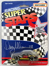 Matchbox Davey Allison NASCAR Racing Super Stars #28 Texaco Ford Thunderbird