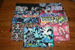 Vera Bradley Jewelry Organizer Travel ALL WRAPPED UP JEWELRY ROLL case bag NEW