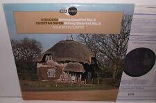 ECS 795 Borodin & Shostakovich String Quartets The Borodin Quartet