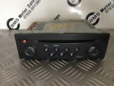 Renault scenic MK2 megane MK2 cd player 8200 256 141