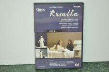 TDK Opera Dvorak - Rusalka  DVD Region Free Worldwide