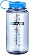 Nalgene Wide Mouth Bottle-Grey-0.5L