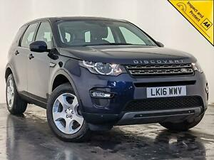 Land Rover Discovery Sport 2.0 TD4 SE Tech 4WD (s/s) 5dr (5 Seat) SUV Diesel Man