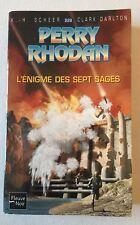 (FN693) FLEUVE NOIR - PERRY RHODAN 🔵 N° 229 - L'ENIGME DES SEPT SAGES - TBE