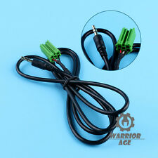 New Aux In Audio Radio Interface Adapter Cable MP3 For 05-11 Renault Clio Megane