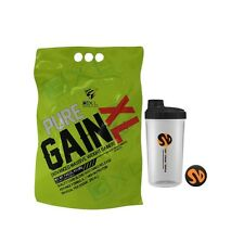 PURE GAIN 7kg Chocolate Blanco Fresa 3XL NUTRITION Proteina carbohidratos