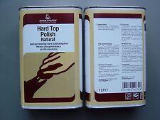 BORMA HARD TOP POLISH-GEBRAUCHSFERTIGE FARBLOSE HARD SCHELLACKPOLITUR 1 Liter