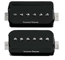 Seymour Duncan SHPR-1/SHPR-2 P-Rails Pickup set - black NEW free shipping