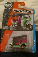 Matchbox Tuk-Tuk