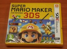 JEU Nintendo 3 DS super mario maker   neuf
