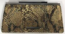 Kenneth Cole Reaction Women's Urban Organizer Wallet -Gold Clutch