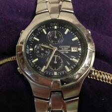 Citizen Watch Co. 6870-K15133 CK WR100 Alarm Chronograph GN-4W-S Mens Watch