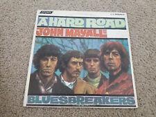 John Mayall & The Blues Breakers A Hard Road 1967 LP London Vinyl PS502 (Scratch
