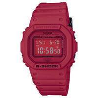 CASIO G-SHOCK 35th Anniversary Red Out Limited Edition Watch GShock DW-5635C-4