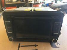 VW Golf 6 VI 1.6 TDI CAY 77KW Autoradio CD Entertainment Touch 3C8035195