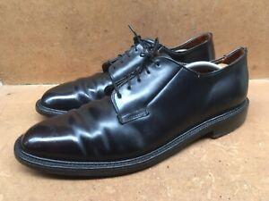 The Worthmore By Florsheim Shell Cordovan Dress Plain Toe Mens Shoes USA 13 D