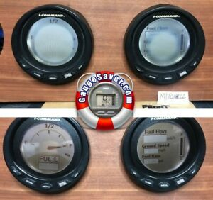 Outboard Digital Multifunction Gauge LCD Restoration (Yamaha, Mercury, + More!)