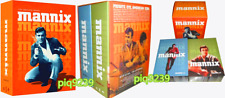 Mannix: Complete Series Season 1-8 48-Disc DVD Box Set US Seller New & Sealed
