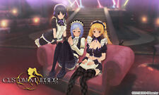 PC Win Game Custom Maid 3D2 + Visual pack Starter set Bishoujo 3D V Eroge FS NEW