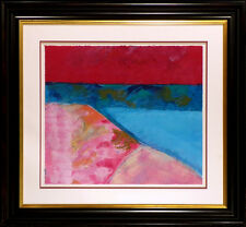 Mark Dickson Hand Signed Abstract Original Mixed Media Painting, Make An Offer