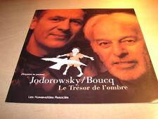 BOUCQ - JODORWSKY - LE TRESOR DE L'OMBRE!!!!!!!!!RARE DOSSIER DE PRESSE PROMO