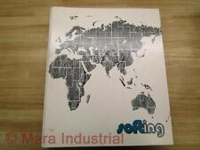 Softing 5.2 User Manual For PROFIBUS PB-DMK-95/SW W/O Disks - Used