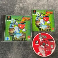 Spot Goes To Hollywood PS1 PlayStation 1 PAL Game Complete Rare Platformer