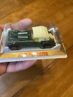 VINTAGE MAJORETTE Die Cast #261 Morgan Car Dark Green - Made In France  New NOS