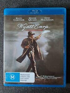 Wyatt Earp Blu-Ray - Region B