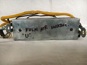 Blaupunkt Radio Koln Amp Amplifier Model J2907 Z