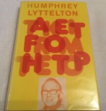 Humphrey Lyttleton Book ** Double Signed By Him and Ray Ellington **
