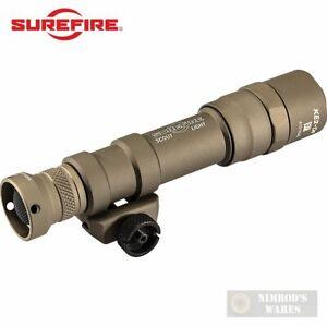 SureFire M600DF SCOUT WEAPONLIGHT Dual Fuel 1200/1500 LUMENS M600DF-TN FAST SHIP