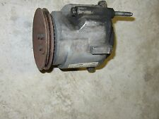 Ford Smog Pump + Pulley 302 351 427 428 429 460 Fe Mach 1 Shelby