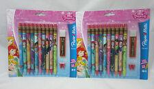Lot 20 PAPER MATE MECHANICAL PENCILS 1.3 MM #2 Disney Princess