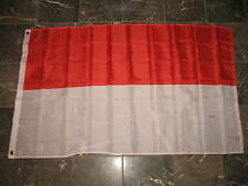 3x5 Indonesia Asian Republic Country Flag 3'x5' Banner Brass Grommets