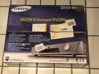 NUON Spielkonsole: Samsung DVD-N505 - NEU und selten