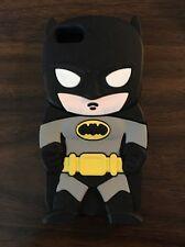 3D Black Batman CharacterFor Apple iPhone 5/5s Case