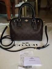 US Bought Coach bag Small Signature Bennett Satchel Hand bag crossbody sling