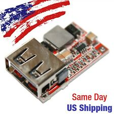 USB Type A 5V 3A Charger Module 6V-24V DC-DC Converter Boost Step Down 12V USA!