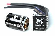 Maclan Racing MMAX Pro Competition 160A ESC + MRR 10.5T Sensored Brushless Motor