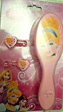 Spazzola Capelli e 2 Elastici Principesse Disney Cenerentola - Disney Princess